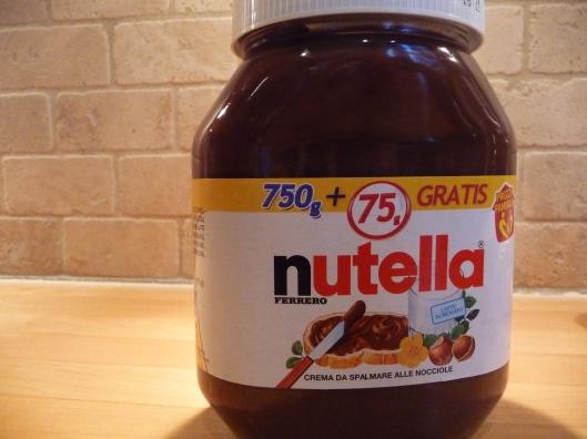 Nutella Dream Cookies Recipe — Dishmaps